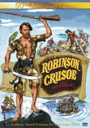 Luis Bunuel's Robinson Crusoe