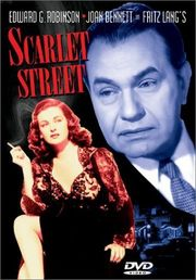 Scarlet Street Poster