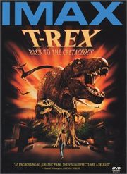 T-Rex - Back to the Cretaceous