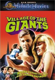 Village of the Giants Poster