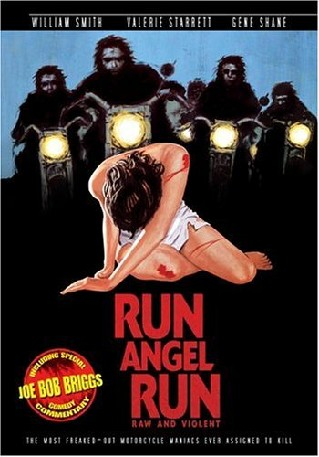 Run, Angel, Run