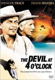 The Devil at 4 O'Clock Poster
