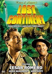 Lost Continent Poster