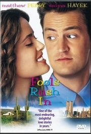Fools Rush In Poster