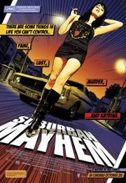 Suburban Mayhem Poster