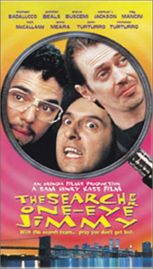 The Search for One-eye Jimmy Poster