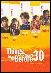 Things to Do Before You&#039;re 30 Poster