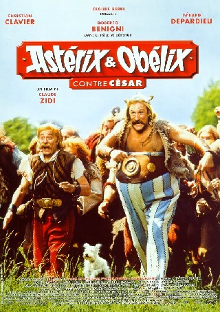 Ast�rix et Ob�lix contre C�sar (Asterix and Obelix vs. Caesar)