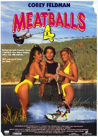 Meatballs 4 (Happy Campers) (Summer Vacation)
