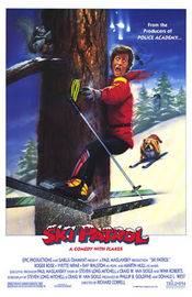 Ski Patrol Poster