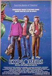 Explorers Poster