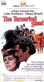 The Tamarind Seed Poster