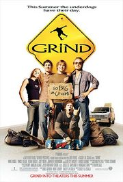 Grind Poster
