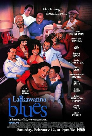 Lackawanna Blues