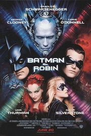 Batman &amp; Robin Poster