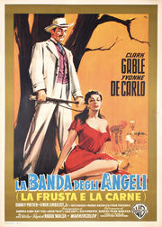 Band of Angels Poster
