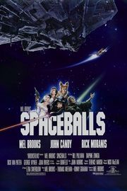 Spaceballs Poster