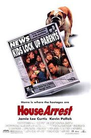 House Arrest Poster