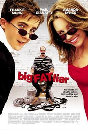 Big Fat Liar Poster