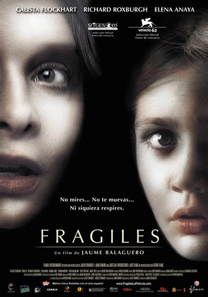 Poster del film Fragile - A Ghost Story
