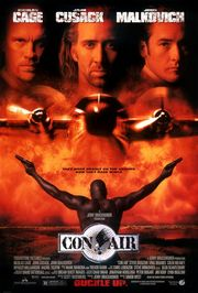 Con Air Poster