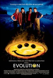 Evolution Poster