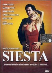 Siesta Poster