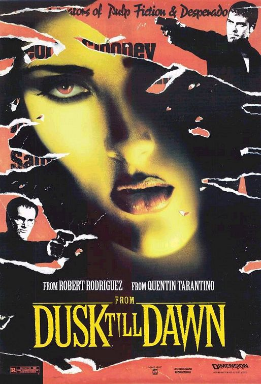 from dusk till dawn 1996 rotten tomatoes