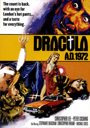 Dracula A.D. 1972 Poster