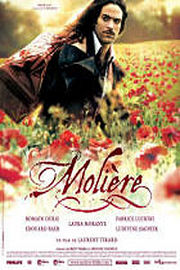 Moli&egrave;re Poster