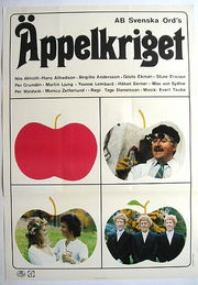 The Apple War Poster