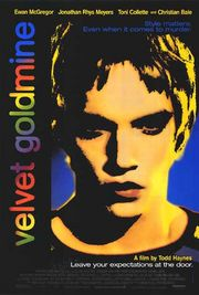 Velvet Goldmine Poster