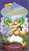 Aladdin's Arabian Adventures: Team Genie