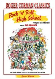 Rock &#039;n&#039; Roll High School Poster