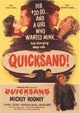 Quicksand Poster