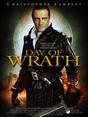 Day Of Wrath poster Christopher Lambert