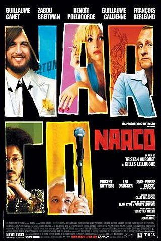Narco (The Secret Adventures of Gustave Klopp)