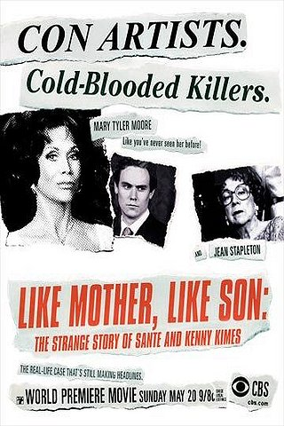 Like Mother Like Son: The Strange Story of Sante and Kenny Kimes (A Most Deadly Family)