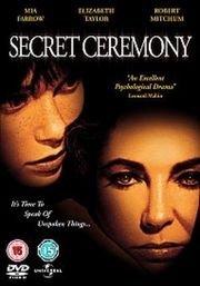 Secret Ceremony Poster