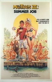 Meatballs III: Summer Job