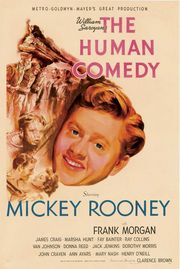 The Human Comedy Poster