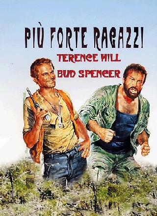 Pi� forte, ragazzi! (All The Way Boys) (Plane Crazy)