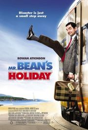 Mr. Bean&#039;s Holiday Poster