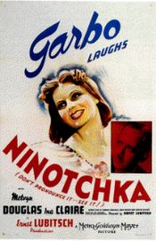 Ninotchka Poster
