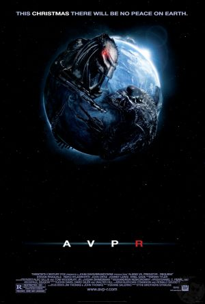Poster del film Aliens vs. Predator: Requiem (AVP 2)
