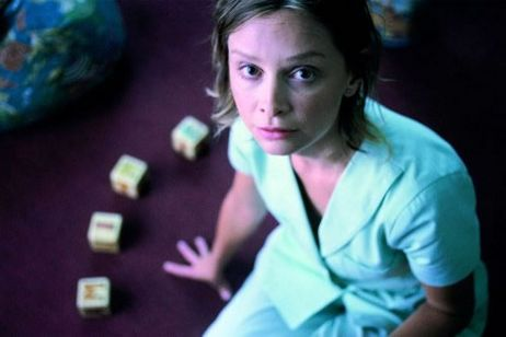 Calista Flockhart as Amy Nicholls in Fr�giles (2005)