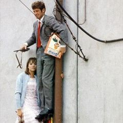 Karina and Belmondo