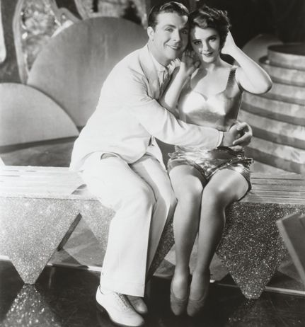 Dick Powell and Ruby Keeler