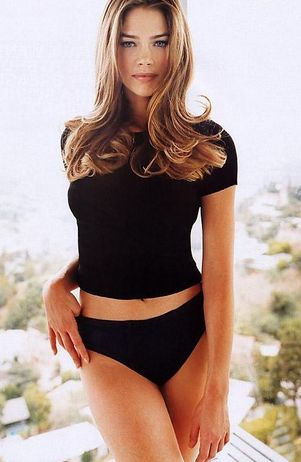denise richards starship. Denise Richards