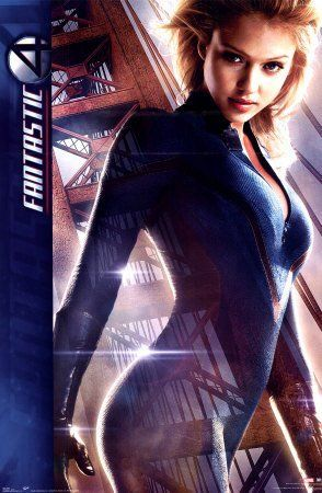 Jessica Alba on Fantastic Four 3. Related: Fantastic Four: Rise of the
